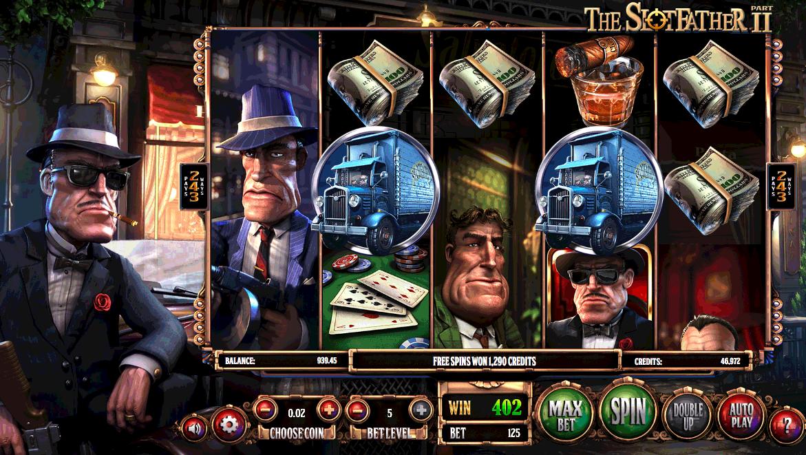 The Slotfather Slot