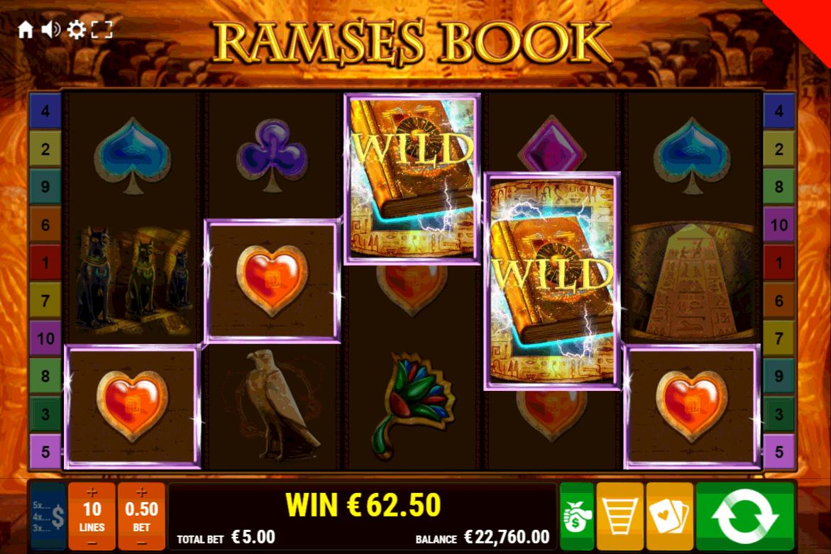 Ramses Book Slot